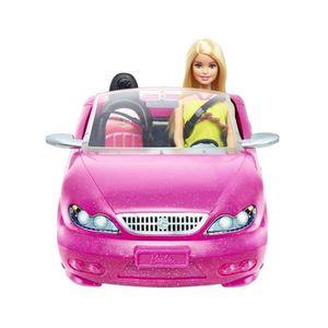 barbie avec voiture achat vente barbie avec voiture pas cher cdiscount. Black Bedroom Furniture Sets. Home Design Ideas