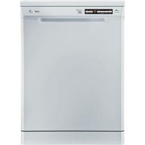 LAVE-VAISSELLE CANDY CDP1D54W-47 - Lave-vaisselle pose libre - 15