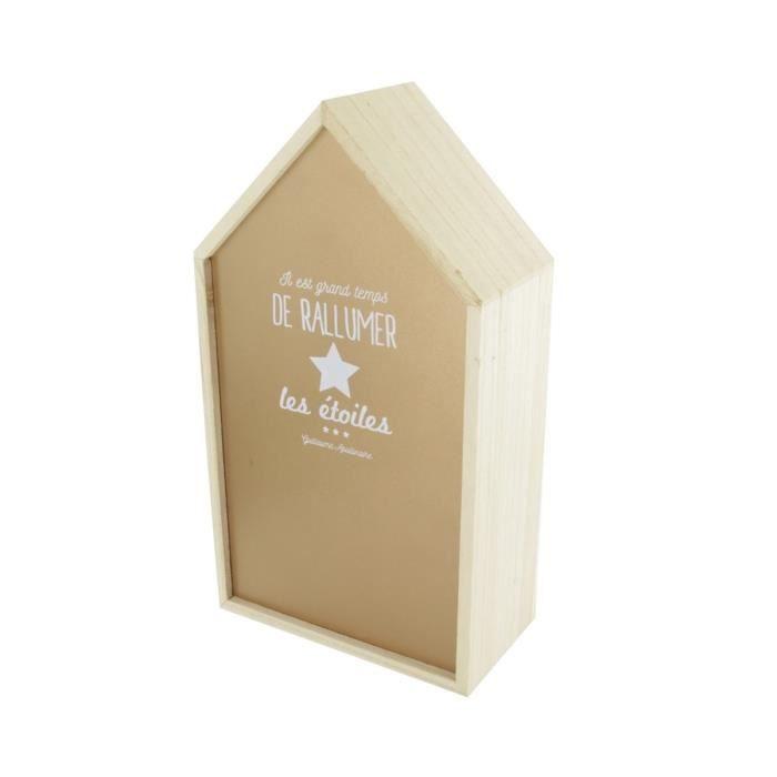 boite pour cle murale achat vente boite pour cle murale pas cher les soldes sur cdiscount. Black Bedroom Furniture Sets. Home Design Ideas