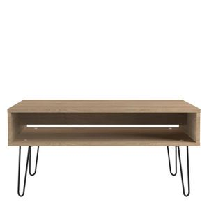 table basse industriel achat vente table basse industriel pas cher cdiscount. Black Bedroom Furniture Sets. Home Design Ideas
