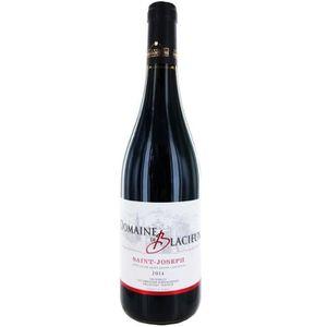 VIN ROUGE Domaine Blacieux Saint-Joseph 2014 - Vin rouge