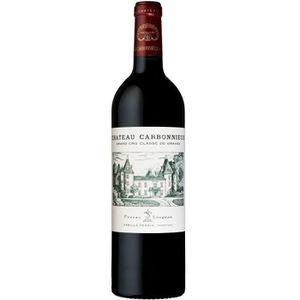 VIN ROUGE Château Carbonnieux Cru Classé Grand Vin de Bordea