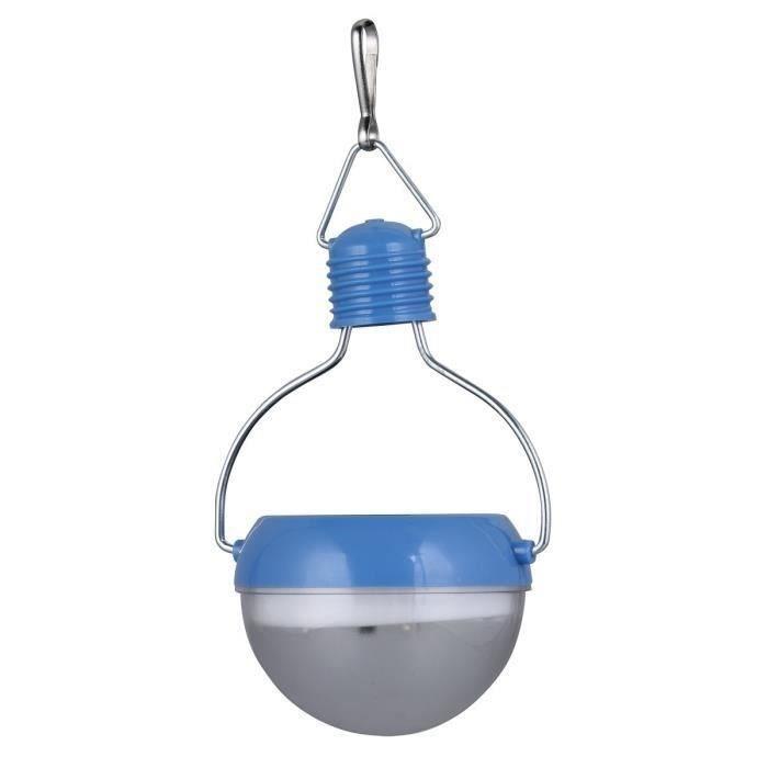 galix lampion solaire plastique bleu achat vente lampion solaire plastique en plastique. Black Bedroom Furniture Sets. Home Design Ideas