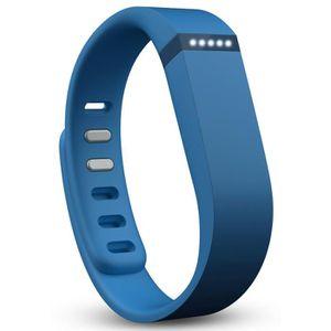 BRACELET D'ACTIVITÉ FITBIT FLEX Bracelet connecté pour la forme - Bleu