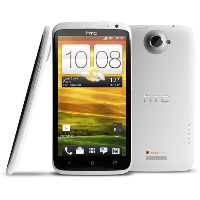 htc one x blanc 32 go achat smartphone pas cher avis et. Black Bedroom Furniture Sets. Home Design Ideas