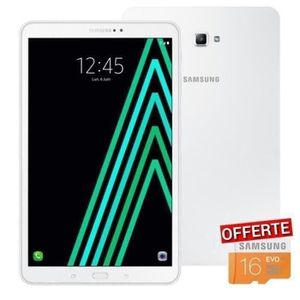 Tablette samsung galaxy tab a6 prix pas cher cdiscount for Sm t580nzkaxef