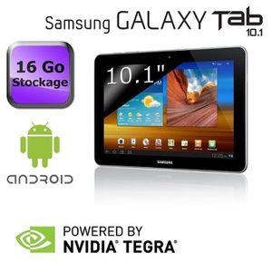 TABLETTE TACTILE Samsung Galaxy Tab 10.1 Wifi 16 Go Blanc