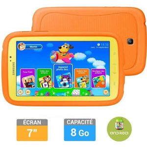 TABLETTE TACTILE Samsung Galaxy Tab 3 Kids