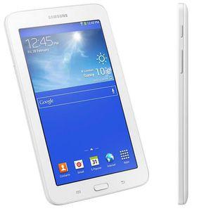 Galaxy tab 3 prix pas cher les soldes sur cdiscount cdiscount - Samsung galaxy tab 3 7 8go lite blanc ...