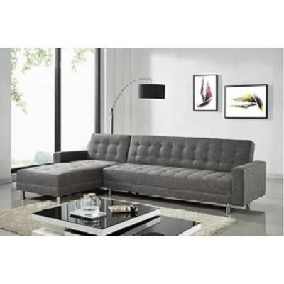 canape angle tissus achat vente canape angle tissus pas cher cdiscount. Black Bedroom Furniture Sets. Home Design Ideas