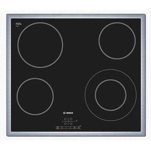 PLAQUE VITROCÉRAMIQUE  BOSCH PKF645B17E Table de cuisson Vitrocéramique -