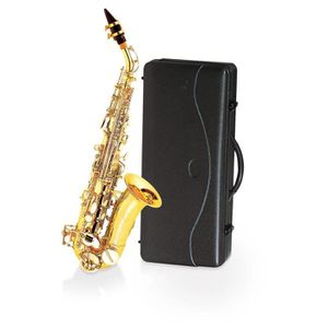 SAXOPHONE DELSON Saxophone soprano courbe