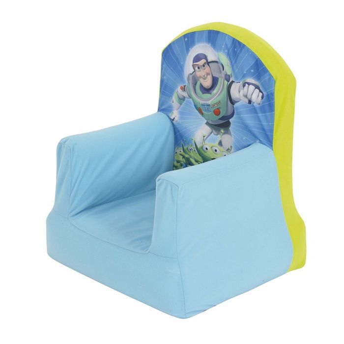 Jeux de piscine chaise gonflable toy story for Chaise gonflable