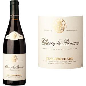 VIN ROUGE Jean Bouchard Chorey les  Beaune 2013 - Vin rouge