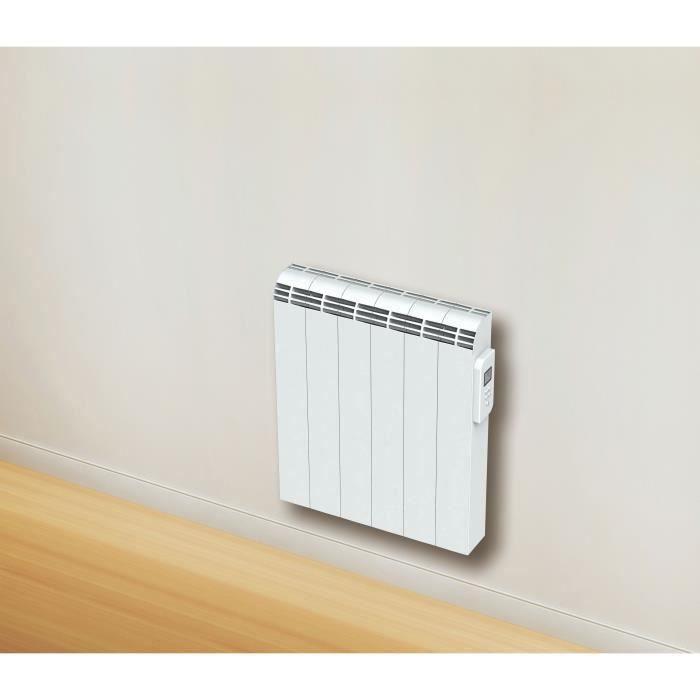Destockage cayenne d lia 2000 watts radiateur lectrique inertie c ramique lcd seche for Radiateur a inertie ceramique