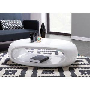 Table basse achat vente table basse pas cher les soldes sur cdiscount cdiscount - Table basse fibre de verre ...