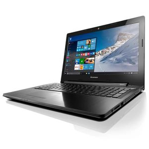 ORDINATEUR PORTABLE LENOVO PC Portable - Z50-75 - 15,6'' HD - 8Go de R