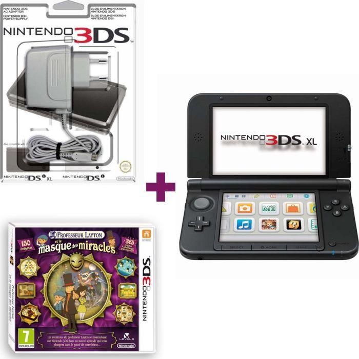 CONSOLE 3DS NE PAS ACTIVER - NOMENCLATURE KO