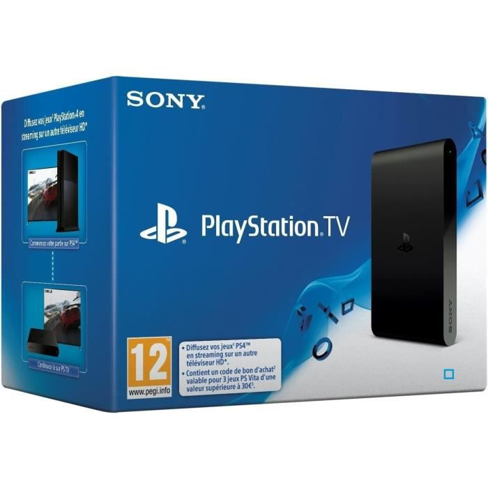 PlayStation TV Achat / Vente disque dur console Playstation TV