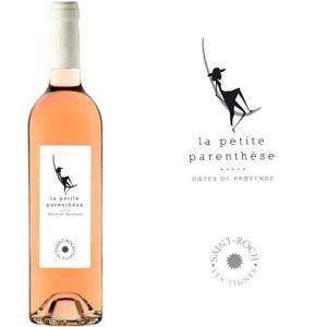 VIN ROSÉ Petite Parenthèse Côtes de Provence 2015 -  Vin ro
