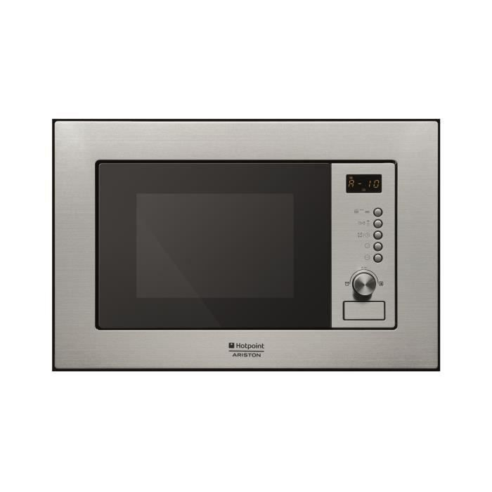 Hotpoint Fmo1221x Micro Ondes Encastrable Micro Ondes
