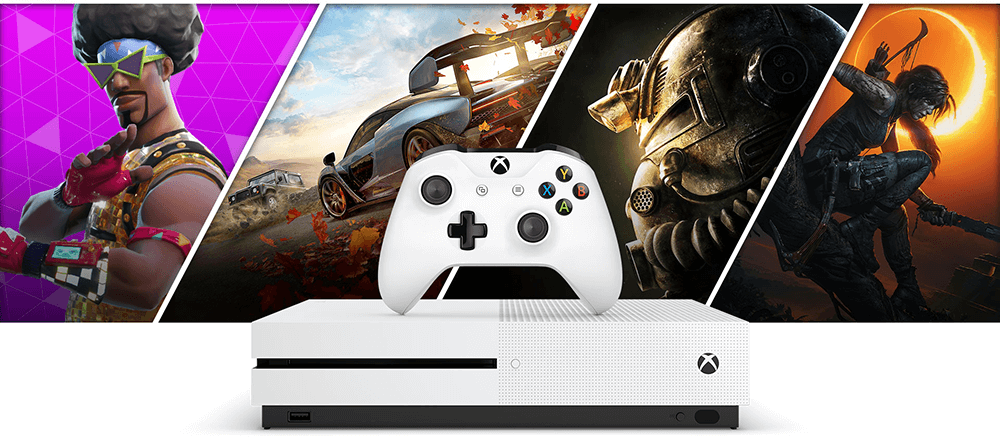 Console jeux Xbox One S