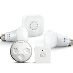 Pack ampoules connectées Hue