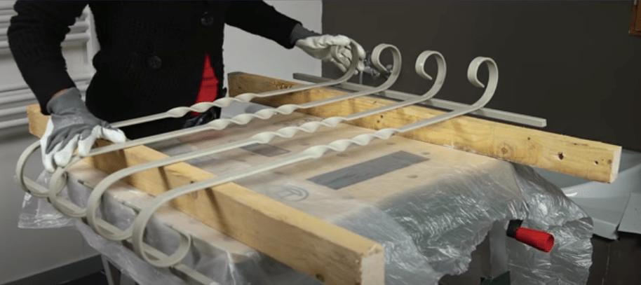 Comment Decaper De La Peinture Sur Du Metal Cdiscount