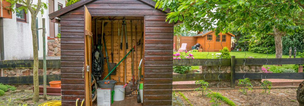 Pourquoi Miser Sur Une Cabane De Jardin De Moins De 3 M Pour Un