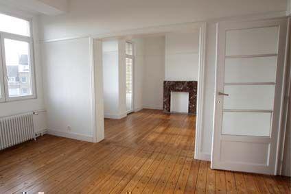 aménagement appartement enfilade