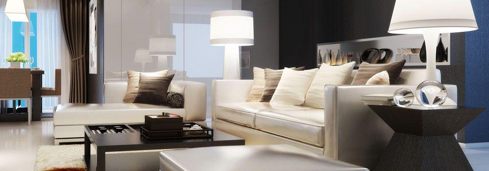 lampes salon moderne