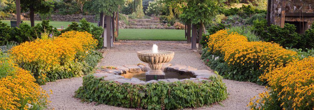 Comment créer une déco de jardin romantique ? - Cdiscount