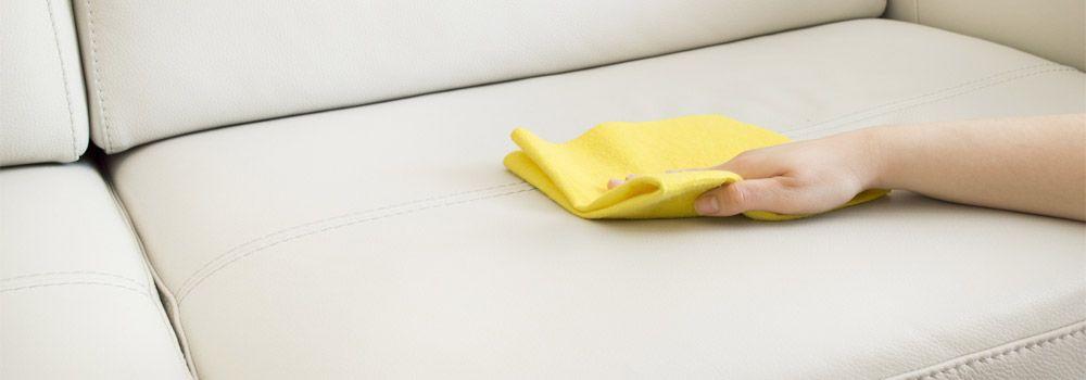 comment nettoyer un canapé en cuir ? - cdiscount