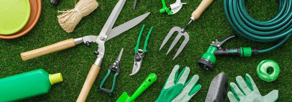 Comment desinfecter outils de jardin