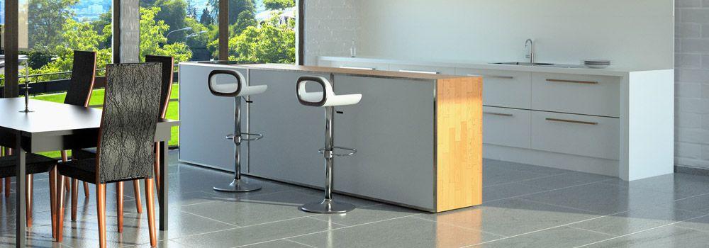 comment séparer l'espace d'une cuisine ? - cdiscount
