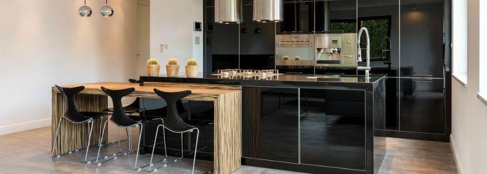 une cuisine design pas sans ces 5 meubles et accessoires incontournables cdiscount. Black Bedroom Furniture Sets. Home Design Ideas