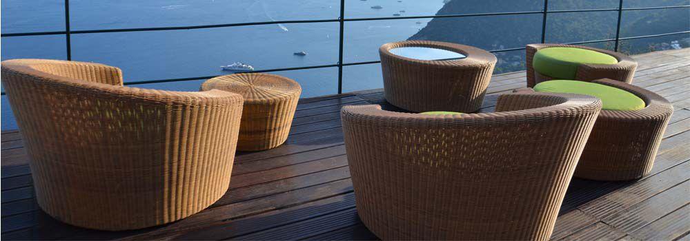 Pourquoi choisir du mobilier de jardin en résine tressée ? - Cdiscount
