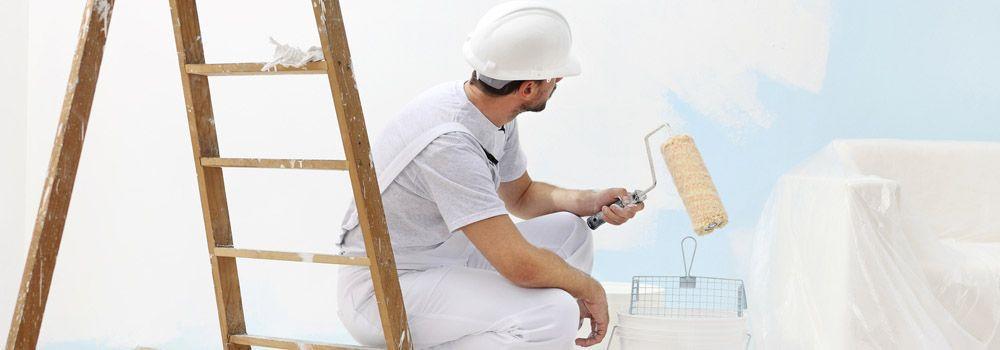 Comment Peindre Un Mur Au Rouleau ? - Cdiscount
