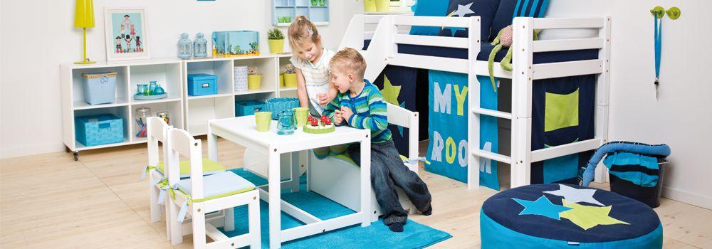Quelles sont les couleurs tendances pour la chambre de ses enfants ...