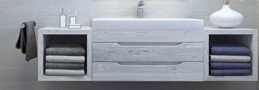 quels meubles choisir pour une petite salle de bain. Black Bedroom Furniture Sets. Home Design Ideas