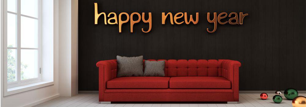 comment d corer son salon pour le r veillon du nouvel an. Black Bedroom Furniture Sets. Home Design Ideas