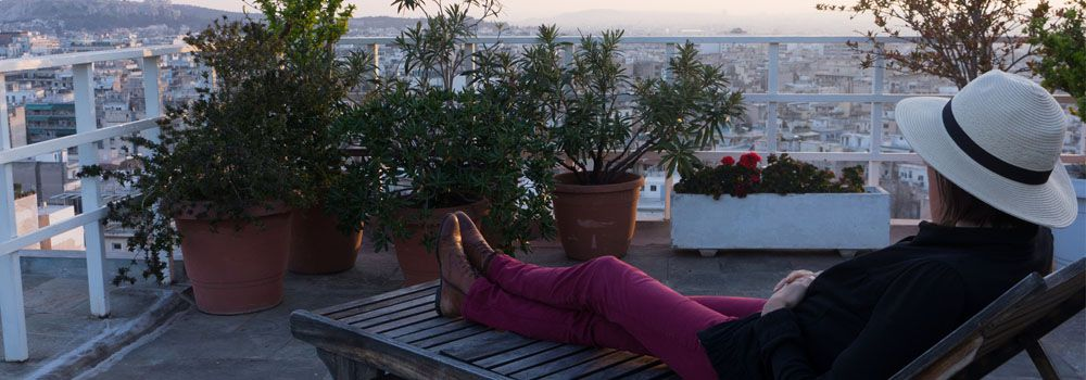 Comment agencer et am nager une terrasse en ville cdiscount - Comment agencer son jardin ...