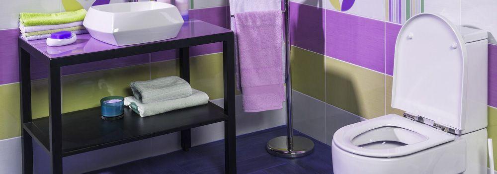 Comment décorer ses WC avec des toilettes colorées ? - Cdiscount