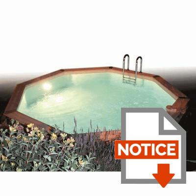 Notice Kit spot 406 LED couleur + télécommande piscine