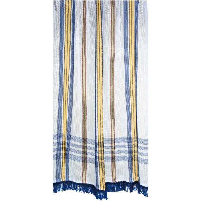 Tenda Marsigliese 140 x 225 cm - Blu