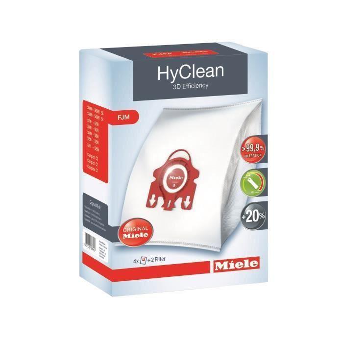 FJM Miele Hyclean 3D