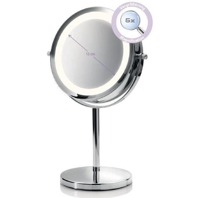 MEDISANA - Specchio cosmetico 2 in 1 - 88550