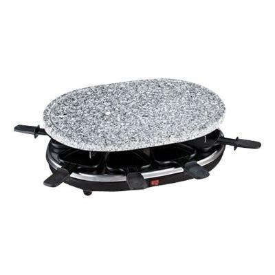 H.KOENIG RP85 - Raclette e pietra refrattaria per 8 persone