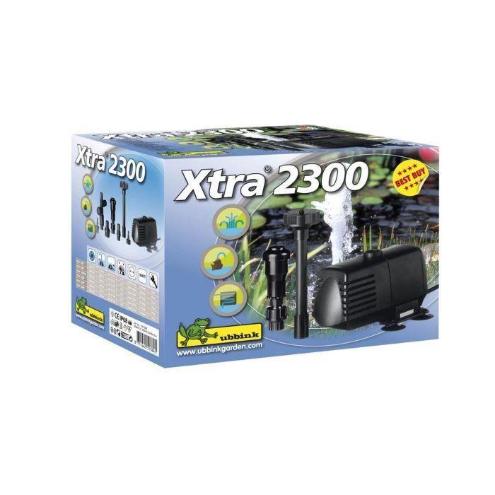 Pompe de bassin Ubbink Xtra 3900 - débit 3900l/h