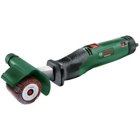 Smerigliatrice angolare BOSCH - PWS 850W (Ø 125 mm, coperchio protettivo e impugnatura antivibrante, fornita senza disco)